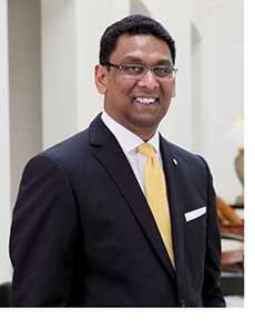 Tourism, hospitality sector to reach US$400 bn by 2022 :    Anurag More, Head, Southwest Asia, Shantha de Silva